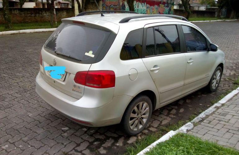 Volkswagen SpaceFox Sportline iMotion 1.6 8V (Flex) (Aut) - Foto #5