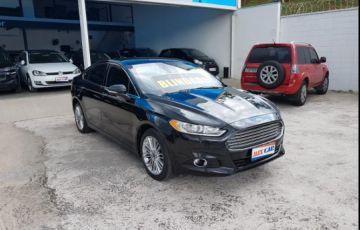 Ford Fusion 2.0 EcoBoost Titanium (Aut) - Foto #2