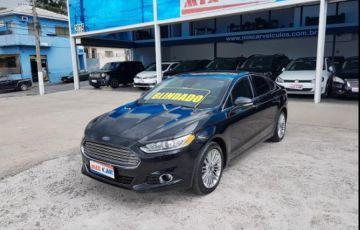 Ford Fusion 2.0 EcoBoost Titanium (Aut) - Foto #4
