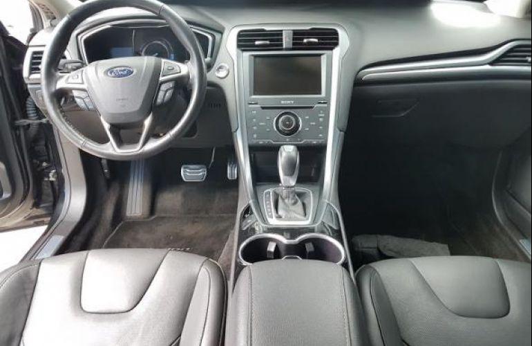 Ford Fusion 2.0 EcoBoost Titanium (Aut) - Foto #9