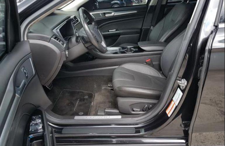 Ford Fusion 2.0 EcoBoost Titanium (Aut) - Foto #10