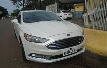 Ford Fusion 2.0 EcoBoost SEL (Aut) - Foto #1
