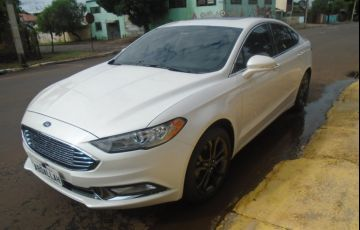 Ford Fusion 2.0 EcoBoost SEL (Aut) - Foto #3