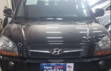Hyundai Tucson GL 4X2 2WD 2.0 Mpfi 16V - Foto #1