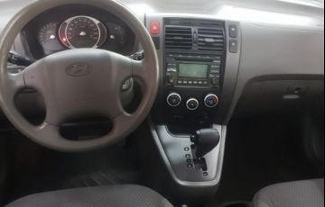Hyundai Tucson GL 4X2 2WD 2.0 Mpfi 16V - Foto #5