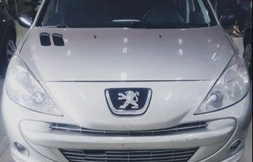Peugeot 207 XR Passion 1.4 8V Flex