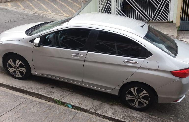 Honda City EX 1.5 CVT (Flex) - Foto #2