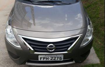 Nissan Versa 1.6 16V S (Flex) - Foto #9
