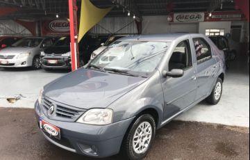 Renault Logan Expression 1.6 8V (Flex) - Foto #1