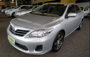 Toyota Corolla Sedan 1.8 Dual VVT-i  XLI (aut) (flex) - Foto #1