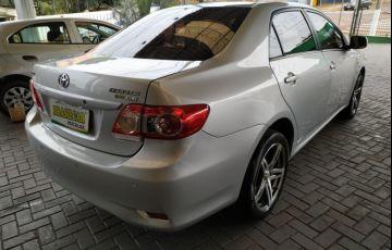 Toyota Corolla Sedan 1.8 Dual VVT-i  XLI (aut) (flex) - Foto #4