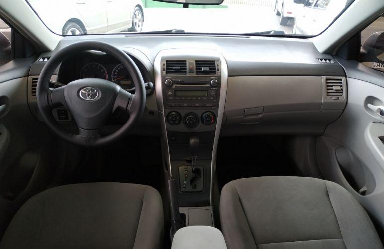 Toyota Corolla Sedan 1.8 Dual VVT-i  XLI (aut) (flex) - Foto #7