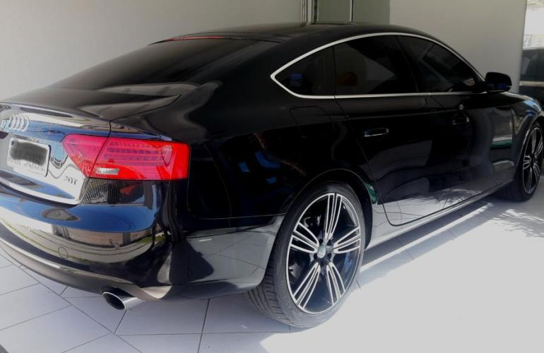 Audi A5 2.0 TFSI Sportback Ambiente Multitronic - Foto #1