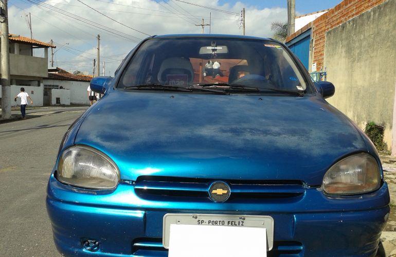 Chevrolet Corsa Hatch Wind 1.0 MPFi - Foto #4
