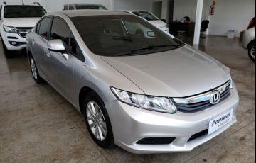 Honda Civic Sedan LXS 1.8 - Foto #2