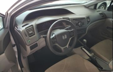 Honda Civic Sedan LXS 1.8 - Foto #7