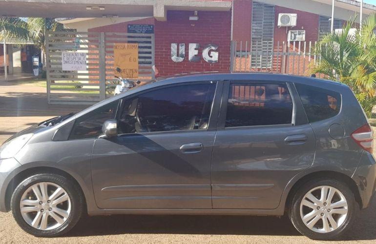 Honda New Fit EXL 1.5 16V (flex) (aut) - Foto #8
