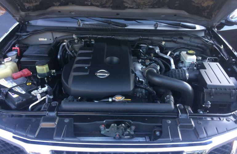 Nissan Frontier SL 2.5 TD CD 4x4 (aut) - Foto #8