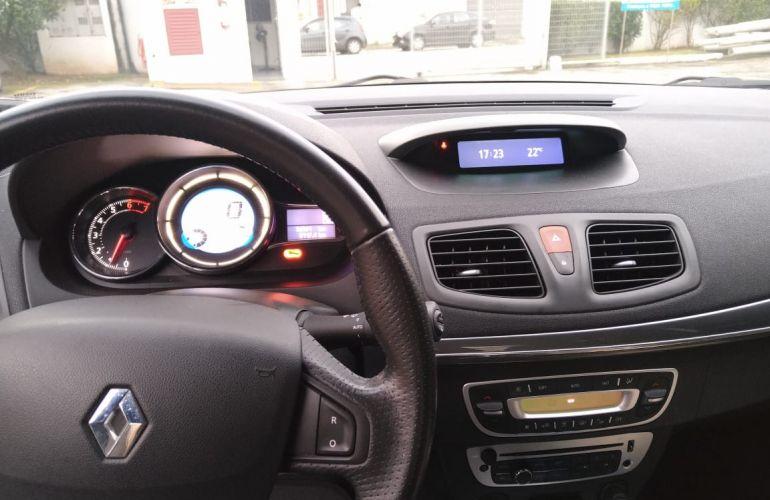Renault Fluence 2.0 16V Dynamique (Flex) - Foto #4