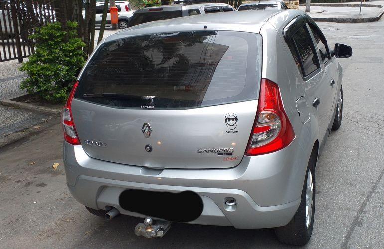 Renault Sandero Expression 1.6 8V (Flex) - Foto #5