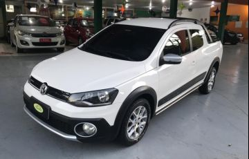 Volkswagen Saveiro Cross 1.6 16v MSI CD (Flex) - Foto #6