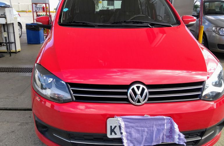 Volkswagen SpaceFox 1.6 8V Trend (Flex) - Foto #5