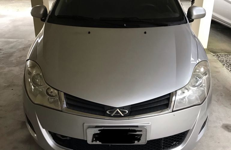 Chery Celer Hatch 1.5 16V (Flex) - Foto #3