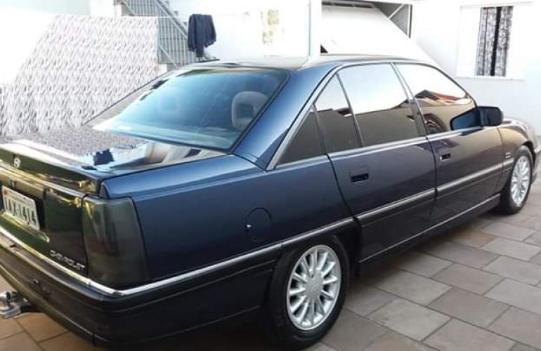 Chevrolet Omega CD 3.0 MPFi - Foto #2