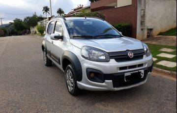Fiat Uno Way 1.3 Firefly (Flex)