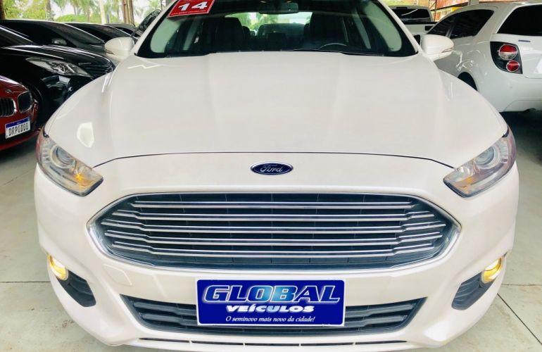 Ford Fusion 2.5 16V iVCT (Flex) (Aut) - Foto #2