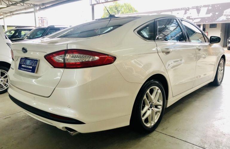 Ford Fusion 2.5 16V iVCT (Flex) (Aut) - Foto #6