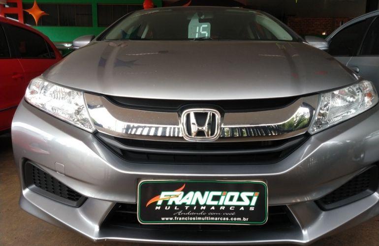 Honda City LX 1.5 CVT (Flex) - Foto #1