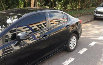 Honda New Civic LXS 1.8 16V i-VTEC (Flex) - Foto #8