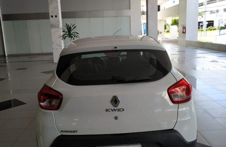 Renault Kwid Zen 1.0 12v SCe (Flex) - Foto #9