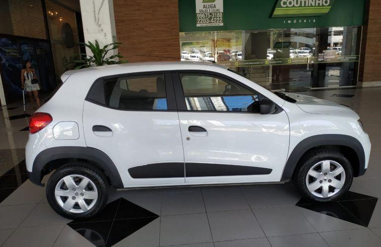 Renault Kwid Zen 1.0 12v SCe (Flex) - Foto #2