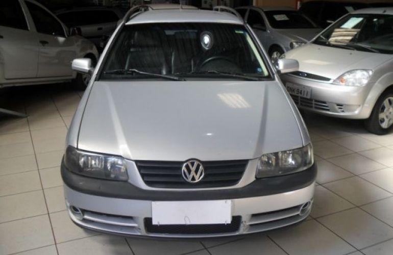 Volkswagen Parati Track e Field G3 1.6 Mi 8V Total Flex - Foto #1