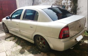 Chevrolet Astra Sedan Comfort 2.0 (Flex) - Foto #10