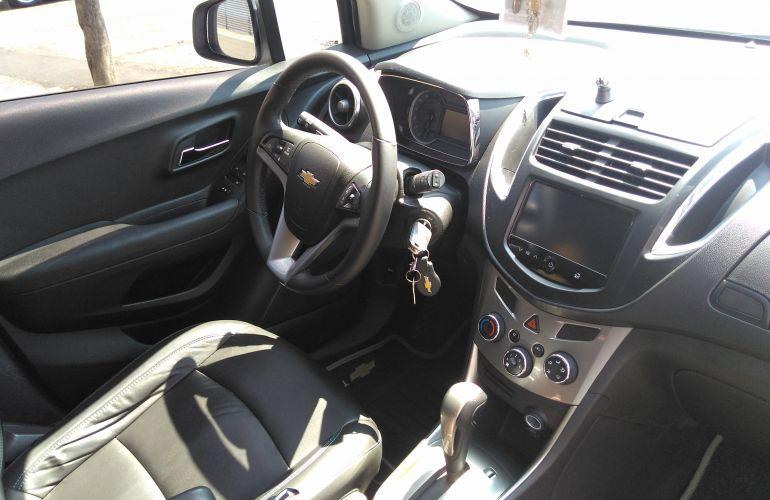 Chevrolet Tracker LTZ 1.8 16v Ecotec (Flex) (Aut) - Foto #5