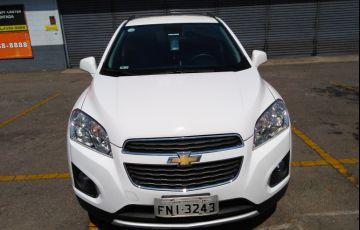 Chevrolet Tracker LTZ 1.8 16v Ecotec (Flex) (Aut) - Foto #10
