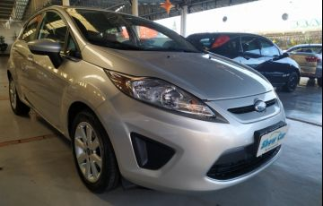 Ford New Fiesta Hatch SE 1.6 16V (Flex) - Foto #3