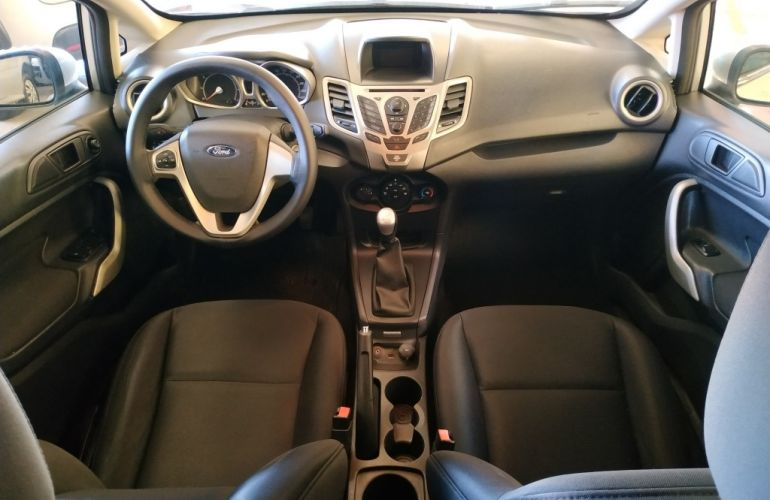 Ford New Fiesta Hatch SE 1.6 16V (Flex) - Foto #7