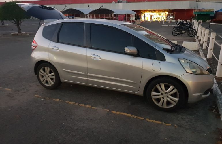 Honda New Fit EX 1.5 16V (flex) (aut) - Foto #1