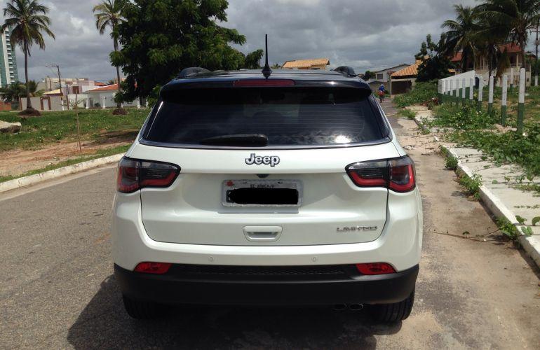 Jeep Compass 2.0 Limited (Aut) (Flex) - Foto #8