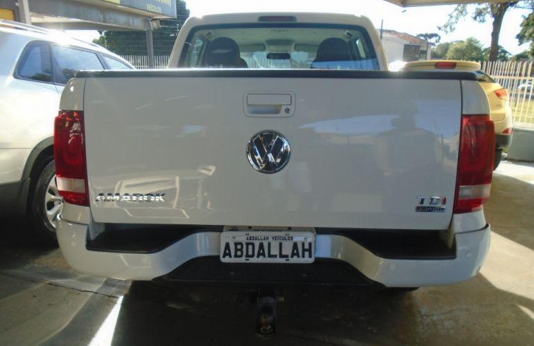 Volkswagen Amarok 2.0 SE 4x4 TDi (Cab Dupla) - Foto #2