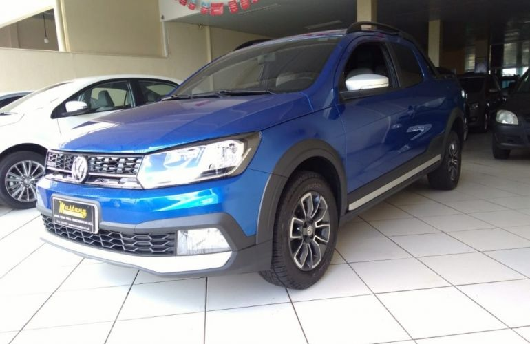 Volkswagen Saveiro Cross 1.6 16v MSI CD (Flex) - Foto #2
