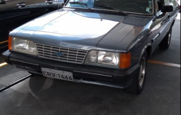 Chevrolet Caravan Comodoro SL/E 2.5 - Foto #4