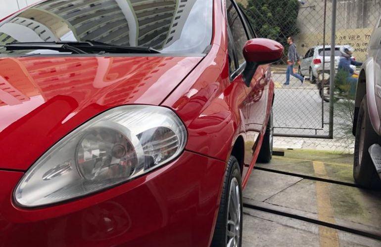 Fiat Punto Essence 1.6 16V (Flex) - Foto #7