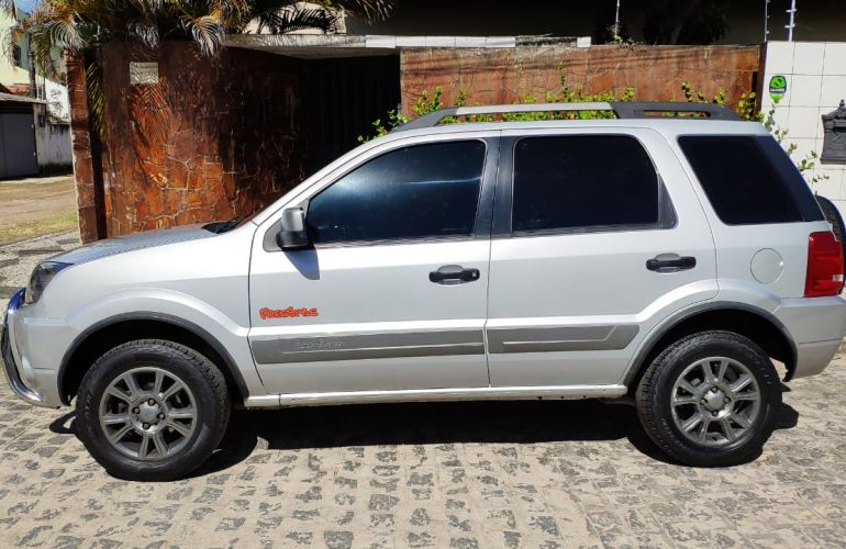 Ford Ecosport XLT Freestyle 1.6 (Flex) - Foto #2