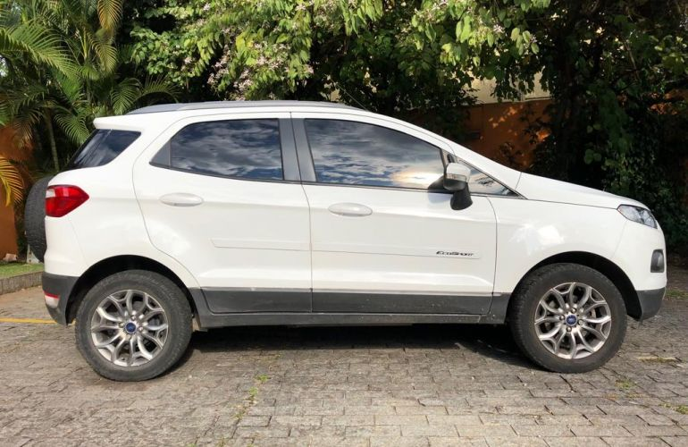 Ford Ecosport Freestyle 1.6 16V (Flex) - Foto #8