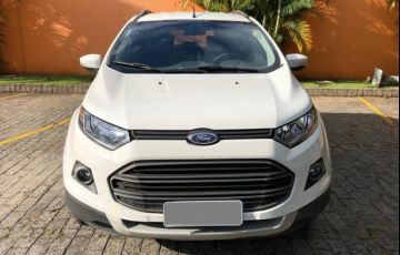 Ford Ecosport Freestyle 1.6 16V (Flex) - Foto #9